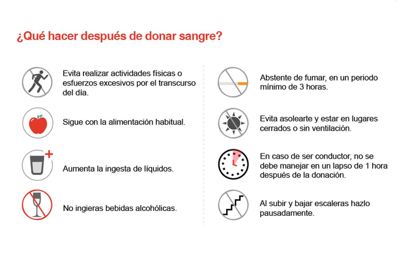 """""""Conoce los requisitos básicos que necesitas cumplir para convertirte en donador de sangre"""" está bloqueado Conoce los requisitos básicos que necesitas cumplir para convertirte en donador de sangre"""