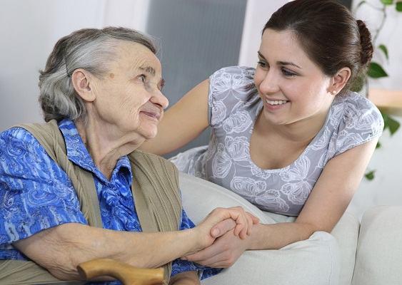 Convivir con adultos mayores