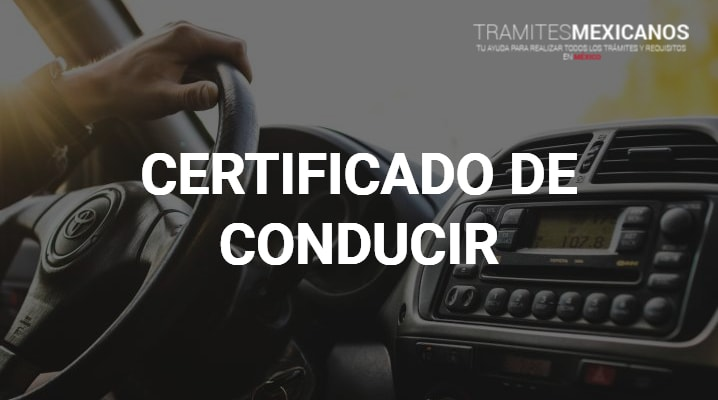 Requisitos para licencia