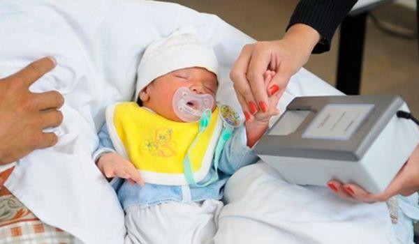 cómo registrar un bebé