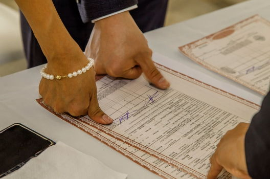requisitos para el matrimonio por civil