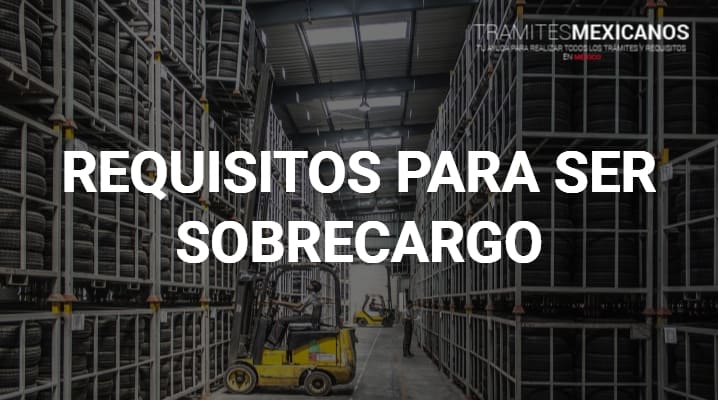 Requisitos para ser sobrecargo