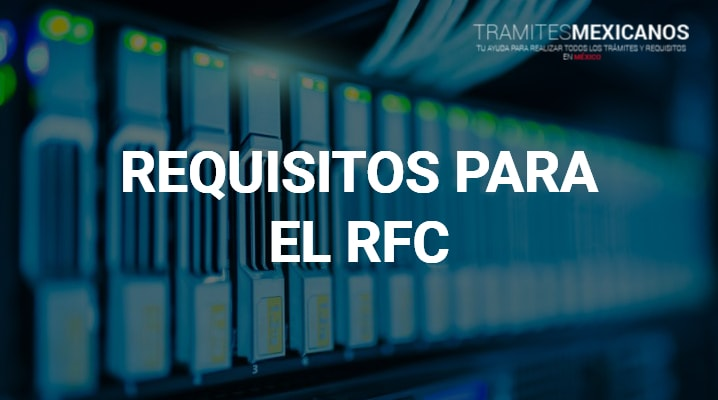Requisitos para el RFC