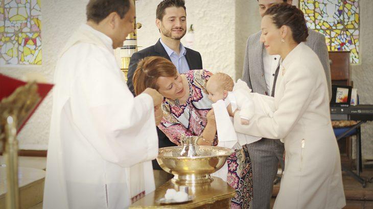 requisitos para bautizar