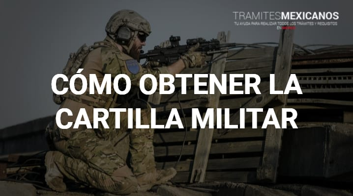 Requisitos para la cartilla militar