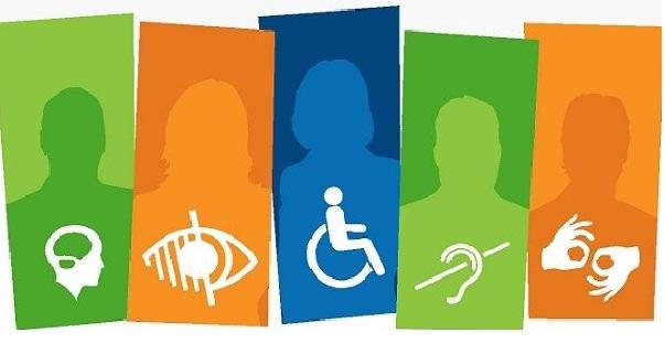 logo de discapacitados
