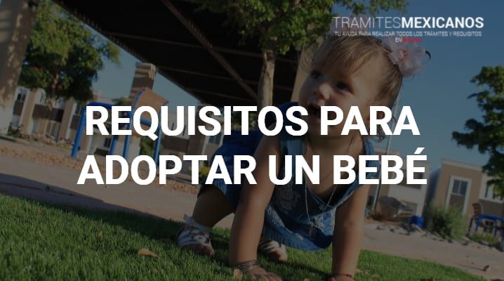 Requisitos para adoptar un bebé