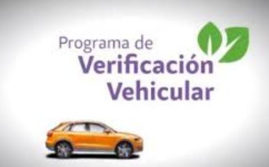 PROGRAMA DE VERIFICACION VEHICULAR