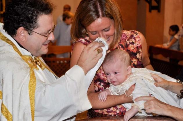Requisitos para bautizo