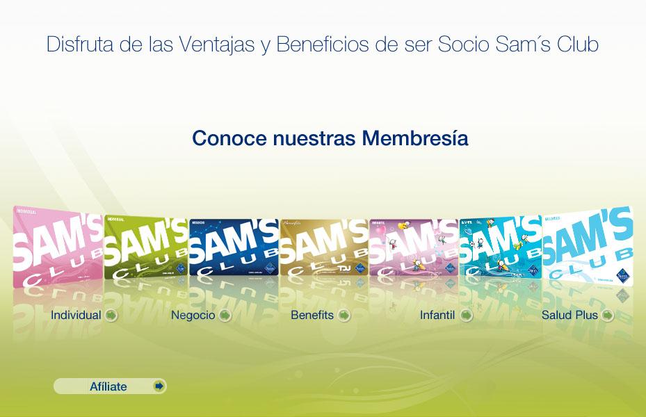 Requisitos para membresía sams club