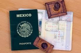 PASAPORTE CITA MEXICO