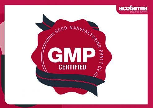 Certificado GMP