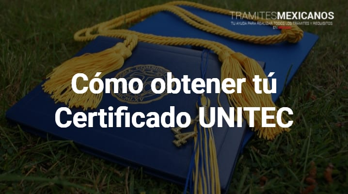 Certificado UNITEC