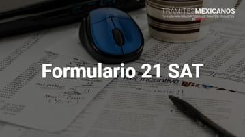 Formulario 21 SAT