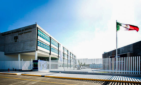 instalaciones de la UNITEC